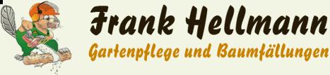 Frank Hellmann – Gartenpflege und Baumfällungen - Logo